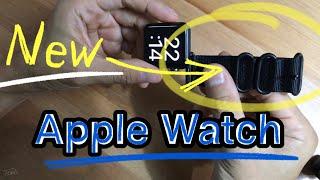 New!カッコいい!AppleWatch専用!ミリタリーバンド購入^^