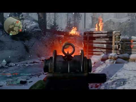 Call of Duty WW2: un tout petit peu de gameplay