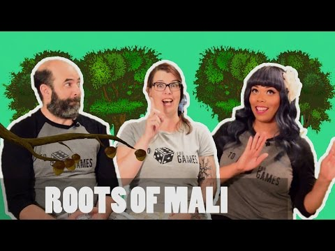 Roots of Mali: Game Play Overview and Review - To Die For Games