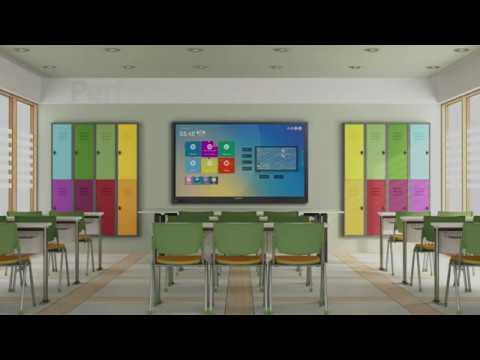 Newline Interactive Display
