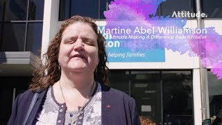Martine Abel-Williamson - Attitude Awards 2018 Finalist