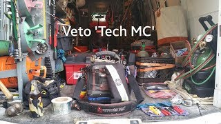 * Veto 'Tech MC' * Ultimate HVAC Load-out/1yr Review/Update *