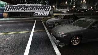 Геймплей Need for Speed Underground