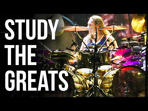 Danny Carey – Rosetta Stoned – Snare Roll (Drum Lesson)