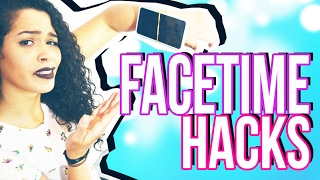 5 FACETIME LIFE HACKS YOU NEED TO TRY PERFECT FOR LAZY PEOPLE I Fernanyi