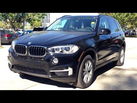 2015 BMW X5 sDrive35i Full Review, Start Up, Exhaust