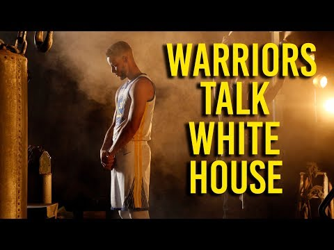 Golden State Warriors weigh in on White House visit