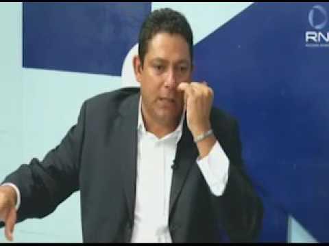 O Vereador Marcelo Reis é o entrevistado de Sérgio Pires na SICTV - Gente de Opinião