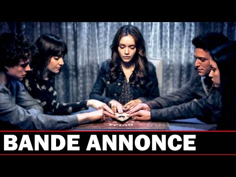 OUIJA Bande Annonce VF (Horreur - 2015)