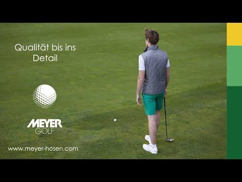 MEYER Golf - Unsere neuen Golfhosen