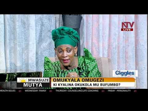 Mwasuze Mutya: Ssenga Prossy, Omukyala omugezi akola atya?