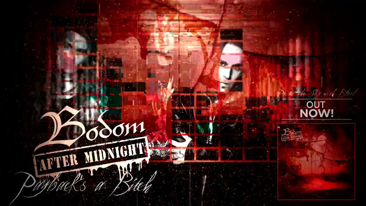 BODOM AFTER MIDNIGHT - Payback's A Bitch