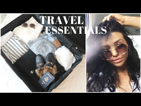 What you NEED when you Travel! | TRAVEL ESSENTIALS