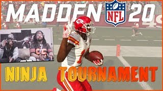 So many Close Games! Can Trent Clutch Out The Final Play Of The Game! (Madden 20 Tournament)