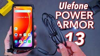 Ulefone Power Armor 13 Review - 13200mAh, Endoscope, Laser Range Finder