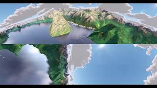 VR VIDEO Путешествие в формате виар видео