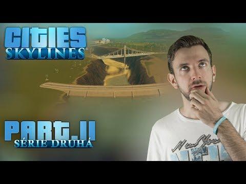 ZA VŠECHNO MŮŽE PŘEHRADA! | Cities Skylines S02 #11