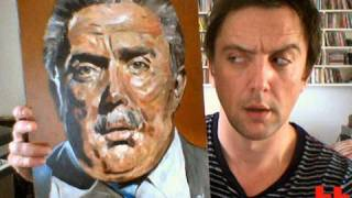 Peter Serafinowicz: the Boing Boing Video interview