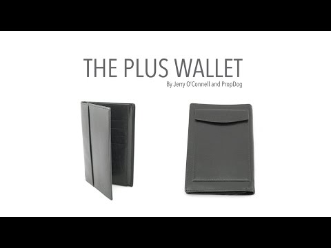 Large Plus Wallet – New JOL by Jerry O'Connell