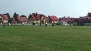 preview picture of video 'Polanie Pierzchnica - Victoria Kurozwęki 9:1'