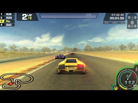 Need for Speed: ProStreet - PSP Gameplay (4K60fps)