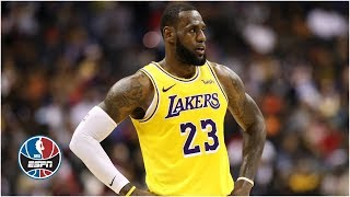 LeBron James off his game in Lakers' bad loss vs. Wizards | NBA Highlights