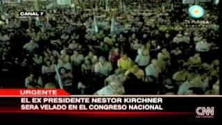 Impacto Politico De La Muerte De Nestor Kirchner  2da Parte