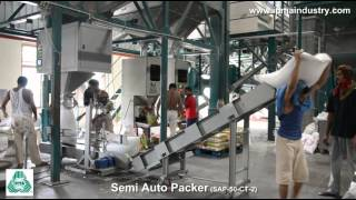 Rice Packing Scale - Packaging Machine -10-50 kg