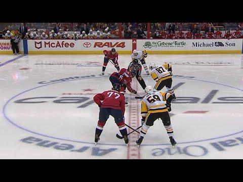 11/10/17 Condensed Game: Penguins @ Capitals