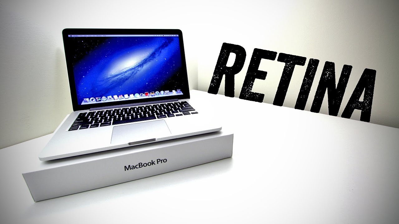 """New 13"""" MacBook Pro Unboxing (13-inch with Retina Display) [2012 Unboxing] thumbnail"""