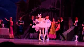 """Вечер АРБ, Р.Шакирова, Г.Борсай сюита из балета """"Лауренсия"""""""