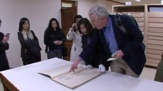 Mark Peterson: Ancient Korean Texts