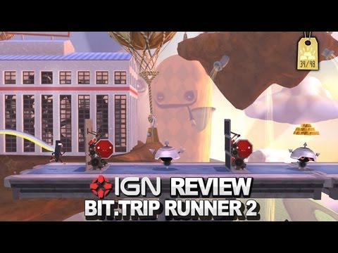 BIT.TRIP Presents... Runner2: Future Legend of Rhythm Alien