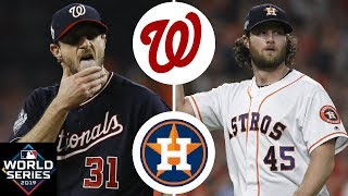 Washington Nationals vs. Houston Astros Highlights | World Series Game 1 (2019)