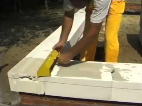 Строительство бани из газоблоков
