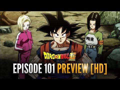 DRAGON BALL SUPER EPISODE 101 – PREVIEW [HD 1080p]