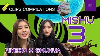 [ENGSUB] (G)I-DLE | MiShu Clips #3 (Miyeon x Shuhua) I-TALK 20-29