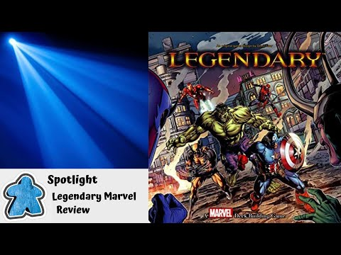 Spotlight - Marvel Legendary Review