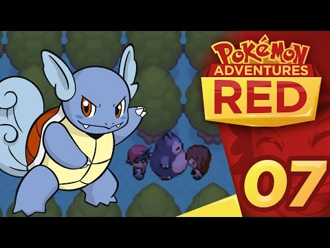 Download Pokemon Adventures: Red Chapter - Part 7 - Wartortle Wars! HD Mp4 3GP Video and MP3