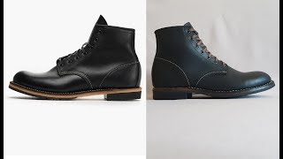 Creating Copy of the Beckman Boots / Копируем ботинки Beckman