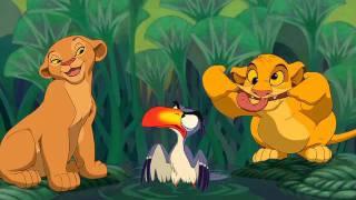 El Rey León: Yo quisiera ya ser el Rey