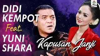Didi Kempot feat. Yuni Shara - Kapusan Janji (Official Lyric Video)