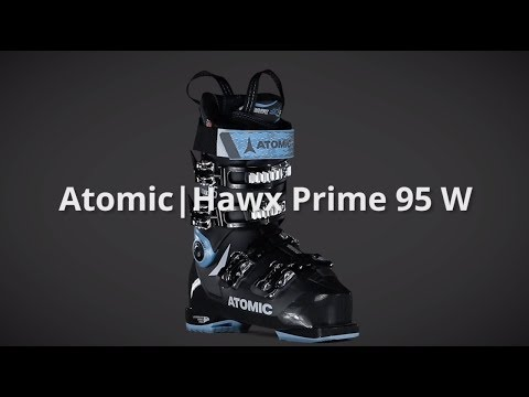 Video: 2019 Atomic Hawx Prime 95 W Women