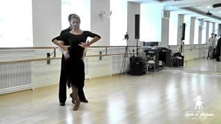 Смотреть онлайн Как научиться танцевать ча ча ча