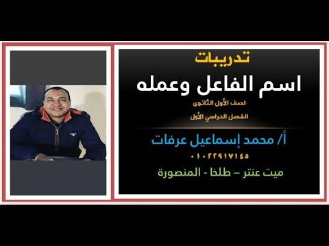 محمد إسماعيل عرفات talb online طالب اون لاين