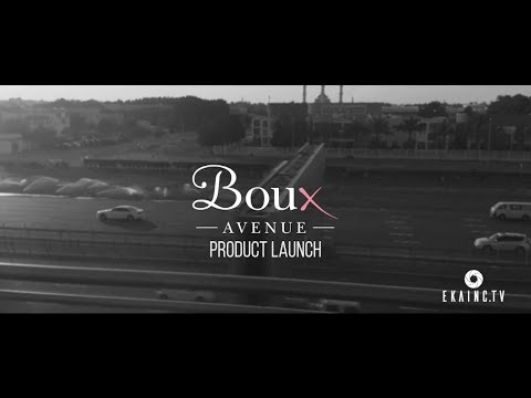 Boux Avenue Product Launch