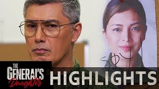 Marcial doubts Rhian's real identity | The General's Daughter (With Eng Subs)