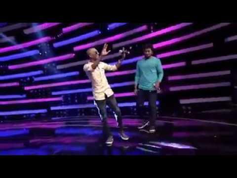Naveen & Dheena ultimate performance..