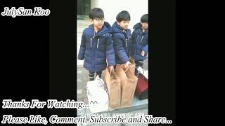 New Video Song Triplets Daehan Minguk Manse are Sharing The Toys with Anyone FMV TROS
