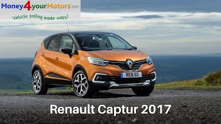 Renault Captur 2017 Review